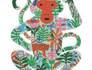 Djeco Παζλ Art 350 τεμ. 'Μαϊμού'