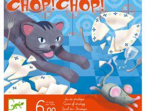 Djeco επιτραπέζιο παιχνίδι Chop Chop