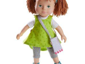 Χάμπα κούκλα με PVC πρόσωπο, άκρα και μαλακό σώμα 'Milou' 32εκ.
