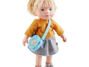 Χάμπα κούκλα με PVC πρόσωπο, άκρα και μαλακό σώμα 'Svenja' 32εκ.
