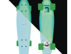Sport1 Skateboard φωσφοριζέ lumen Max 100kg
