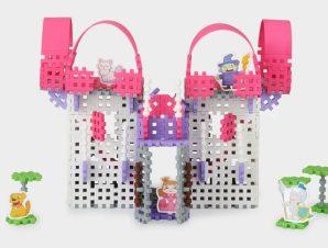 OEM Εκπαιδευτικο παιχνιδι κατασκευων Waffles Πριγκιπισσα 153τμχ,βαφλες